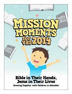 2014 VBS Project/Colombia